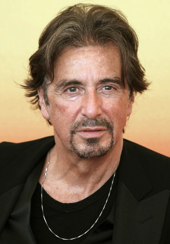 How tall is Al Pacino?