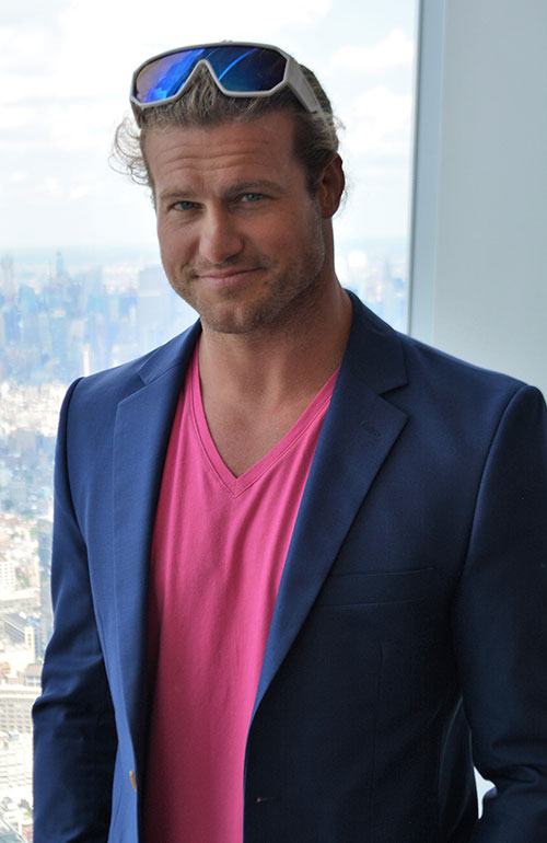How tall is Dolph Ziggler?