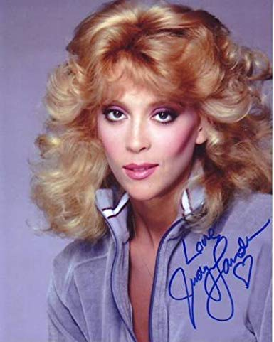How tall is Judy Landers?