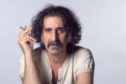 How tall is Frank Zappa?