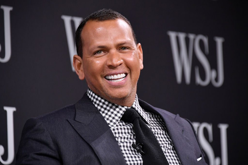 How tall is Alex Rodriguez?