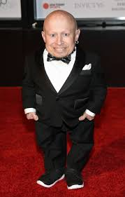How tall is Verne Troyer?