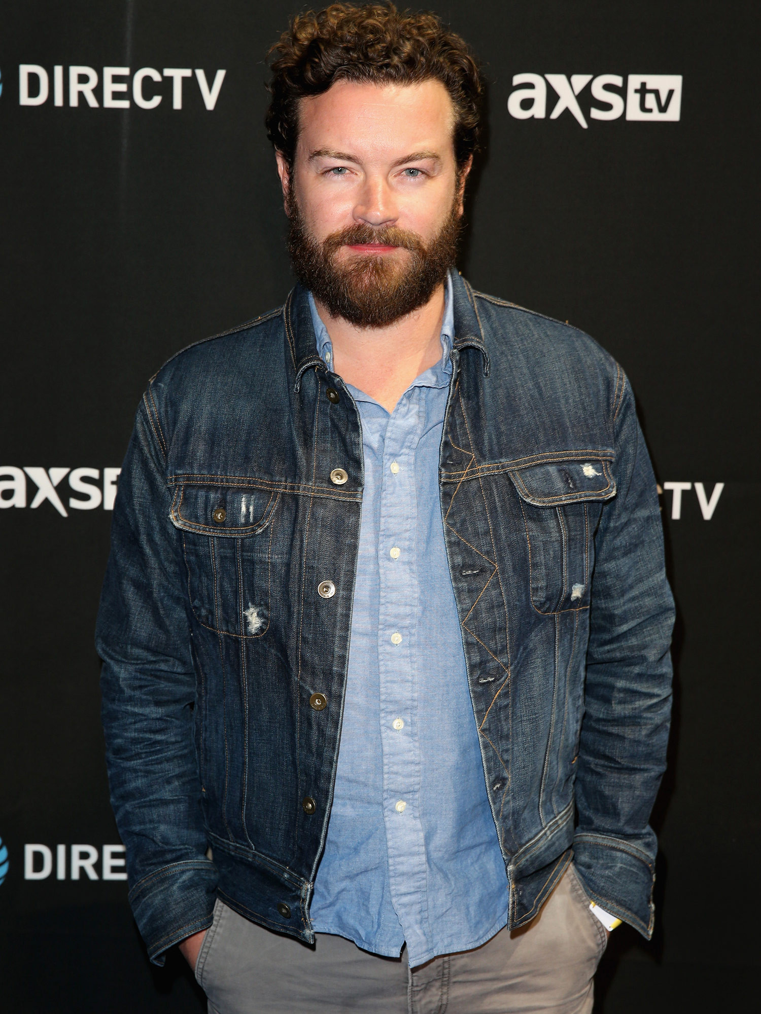 How tall is Danny Masterson?