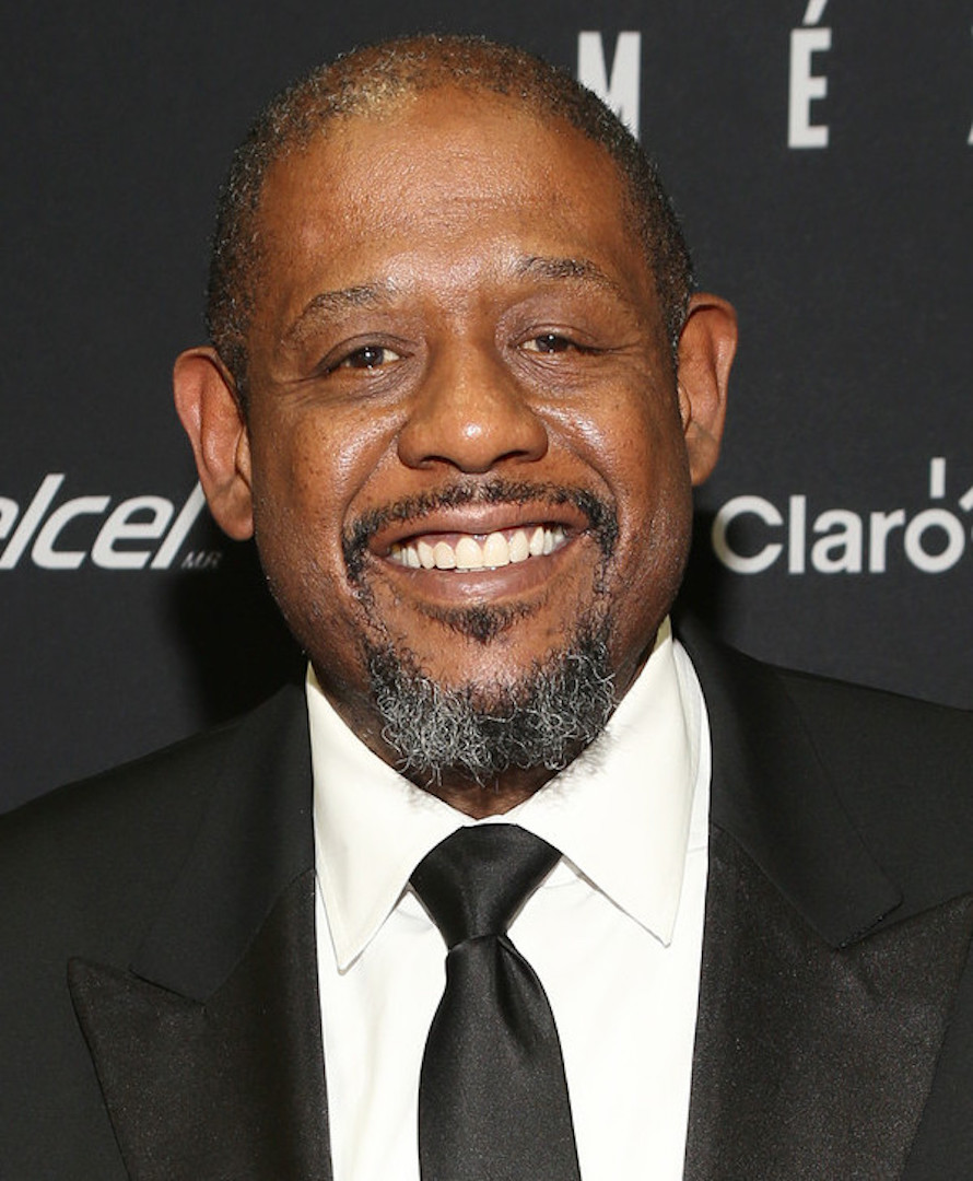 How tall is Forest Whitaker?