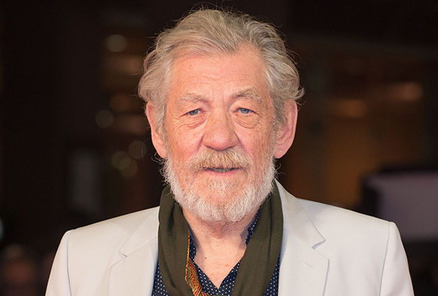 How tall is Ian McKellen?