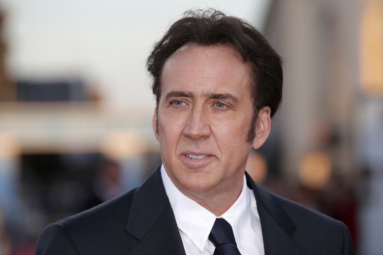How tall is Nicolas Cage?