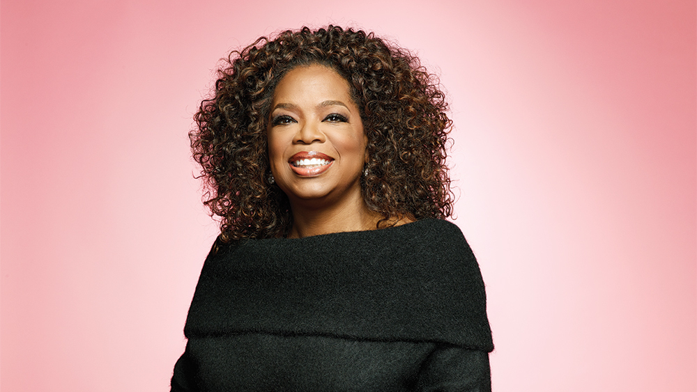 How tall is Oprah Winfrey?