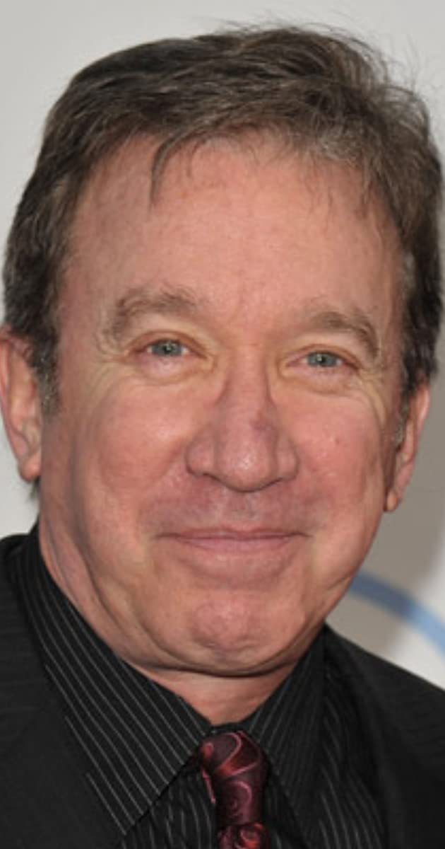 How tall is Tim Allen?
