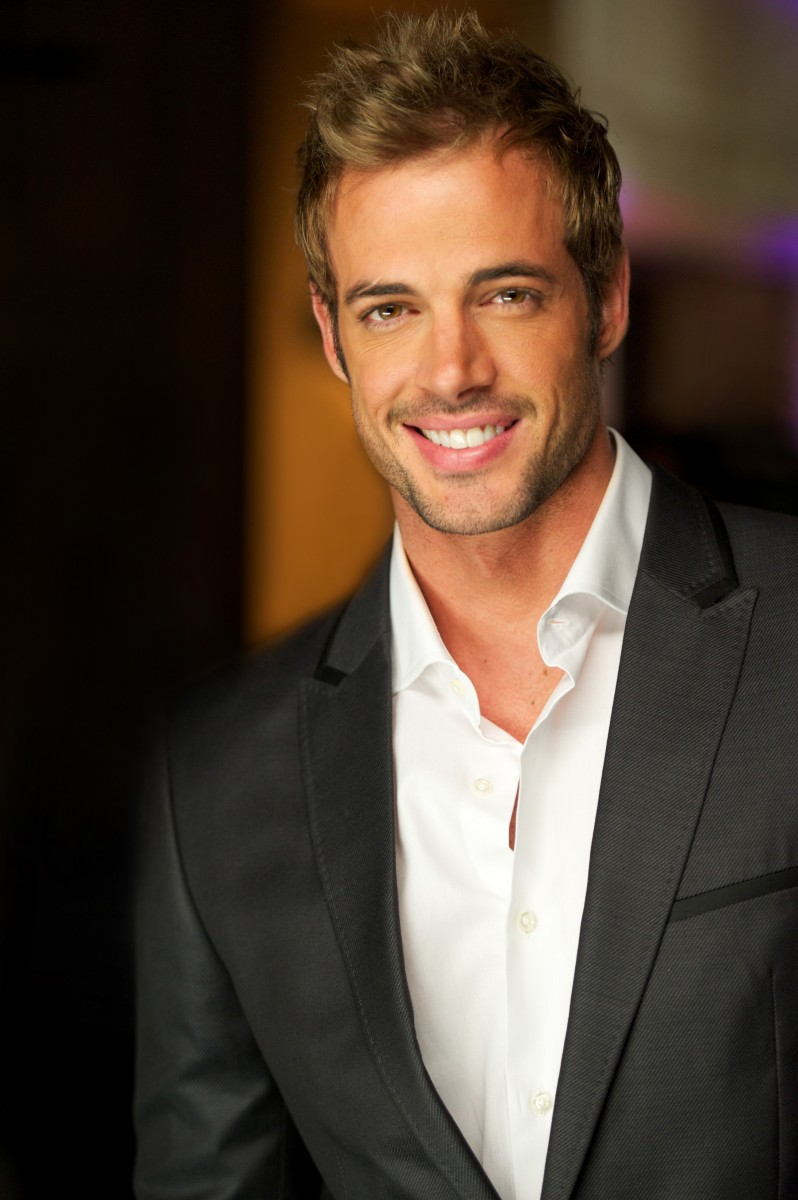 How tall is William Levy?