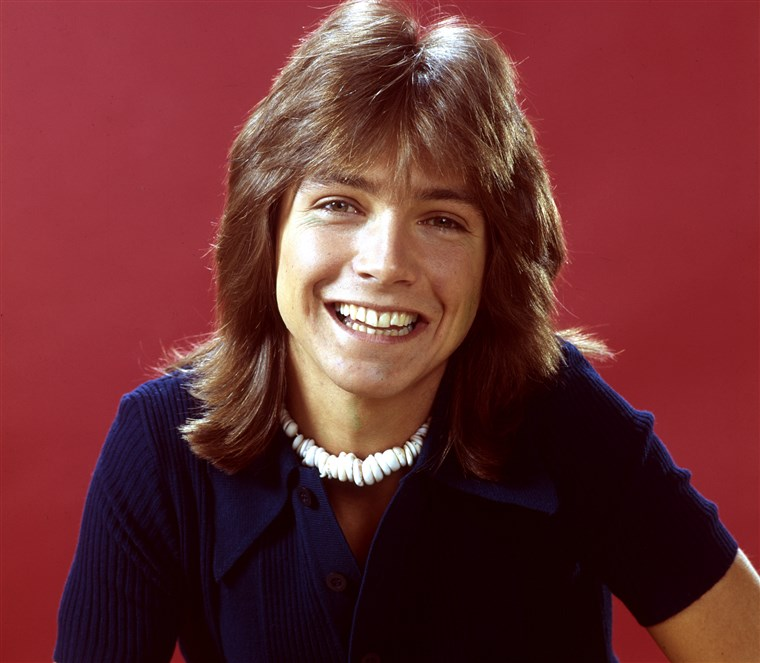 How tall is David Cassidy?