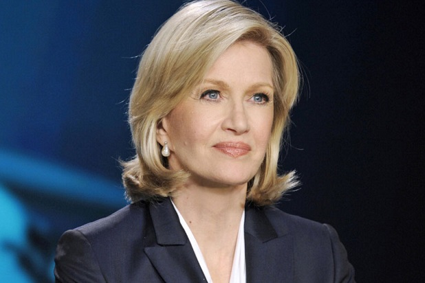 How tall is Diane Sawyer?
