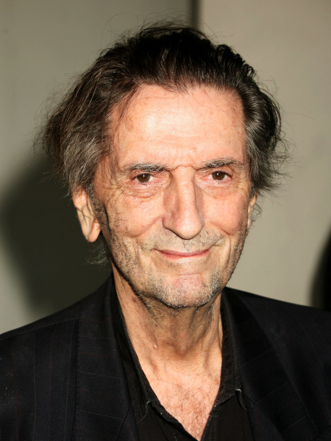 How tall is Harry Dean Stanton?
