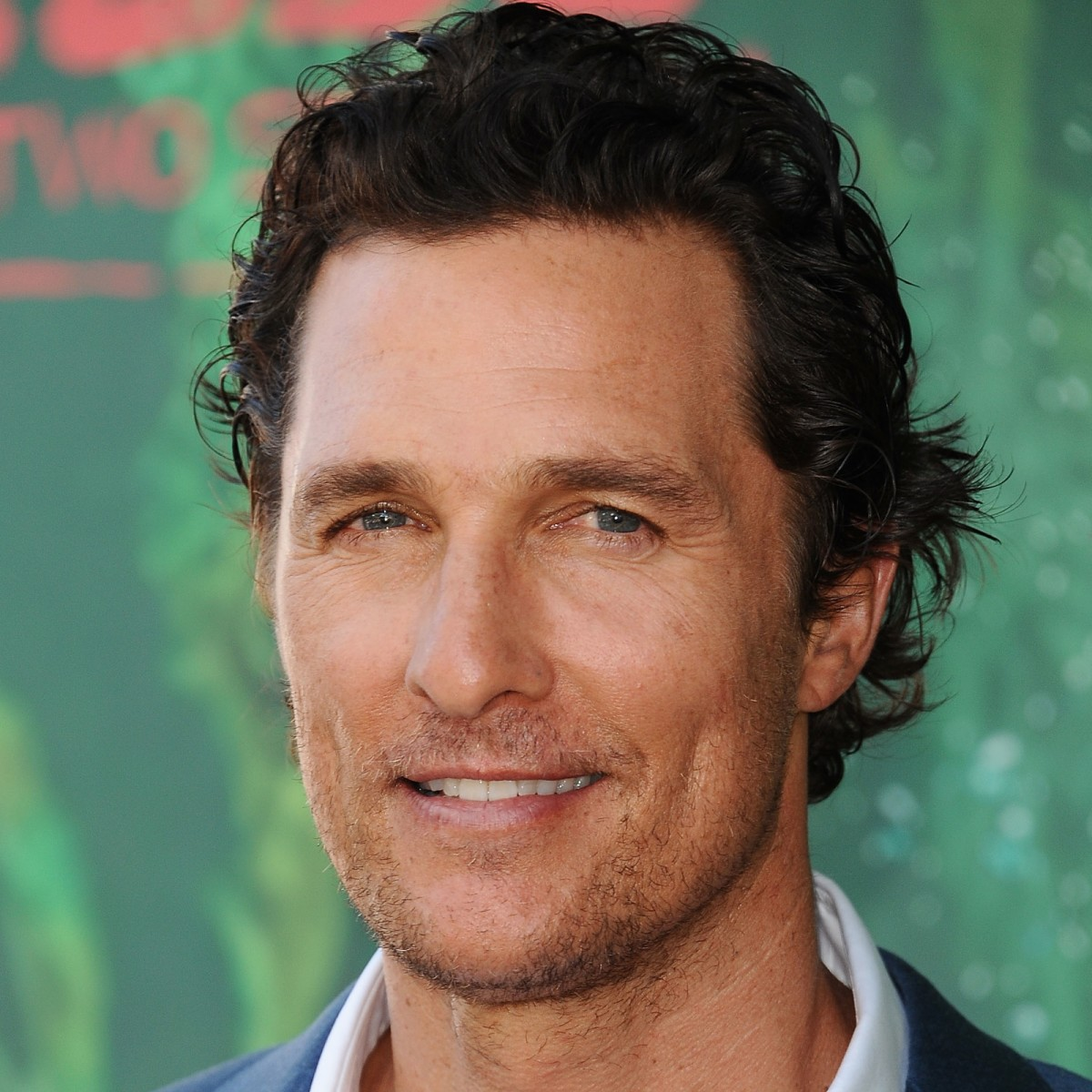 How tall is Matthew McConaughey?
