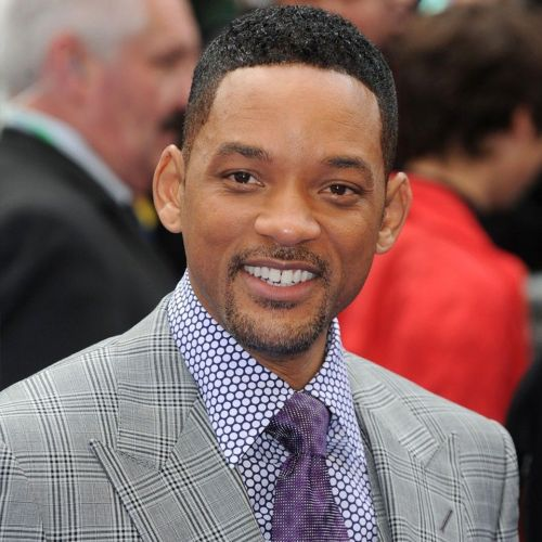 How tall is Will Smith?