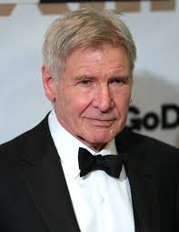 How tall is Harrison Ford?