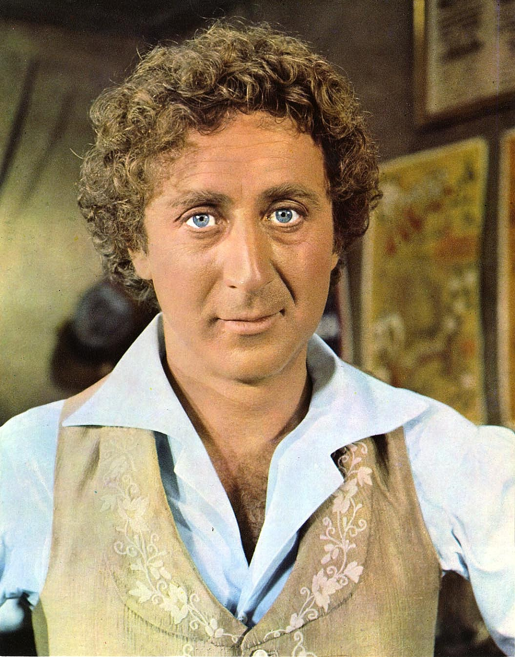 How tall is Gene Wilder?