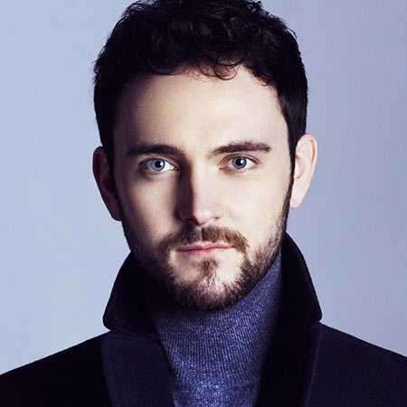 How tall is George Blagden?