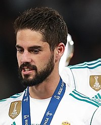How tall is Isco?
