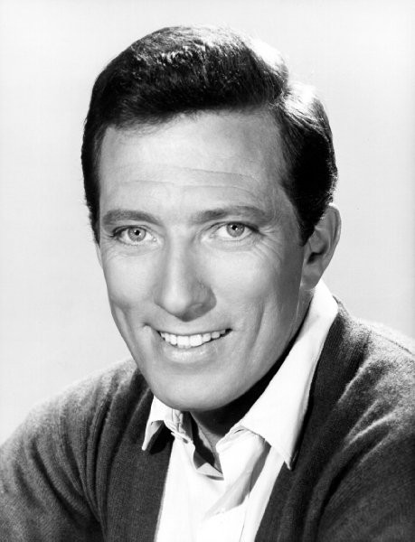 How tall is Andy Williams?