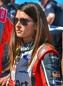 How tall is Danica Patrick?