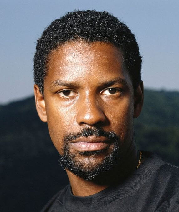 How tall is Denzel Washington?
