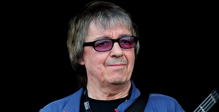 How tall is Bill Wyman?