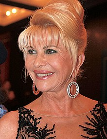 How tall is Ivana Trump?