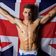 How tall is Max Whitlock?