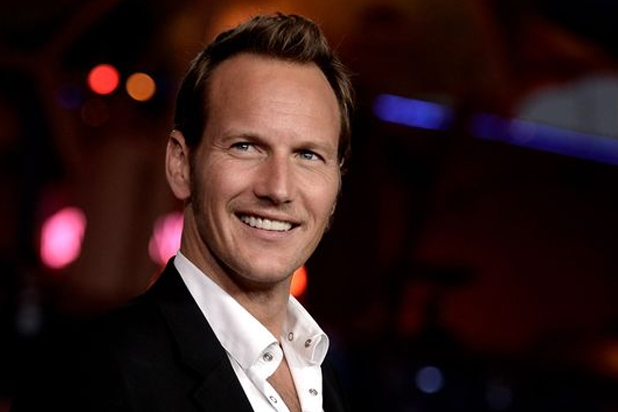 How tall is Patrick Wilson?