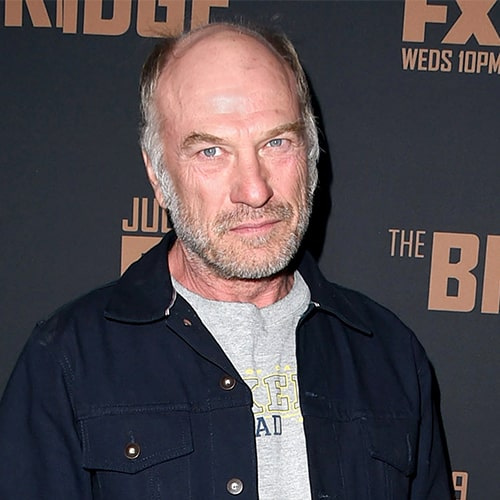 How tall is Ted Levine?