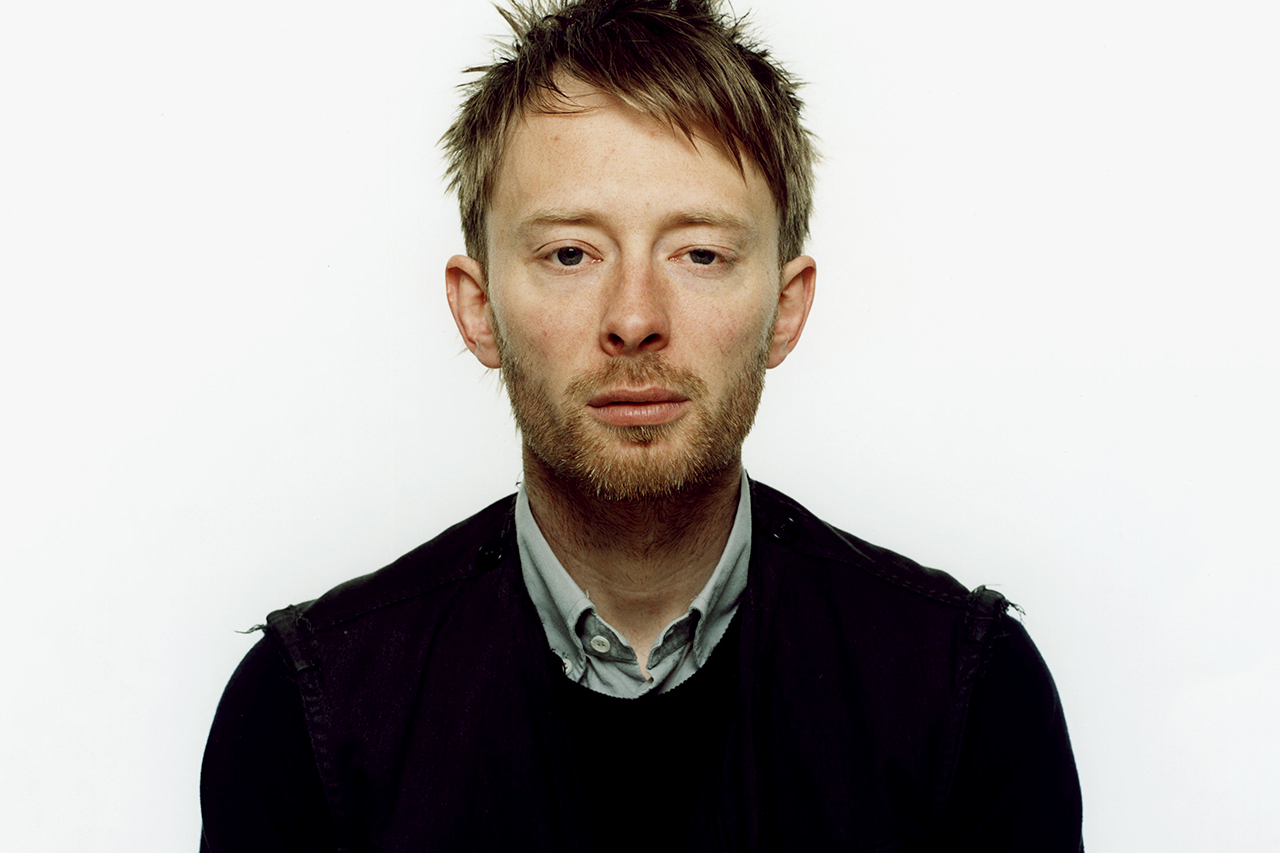 How tall is Thom Yorke?