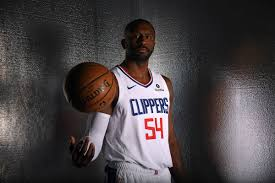 How tall is Patrick Patterson?