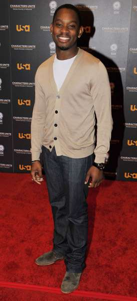 How tall is Aml Ameen?