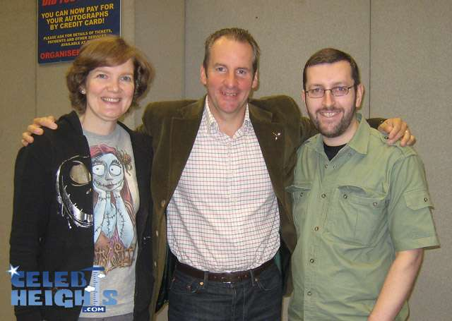 How tall is Chris Barrie?