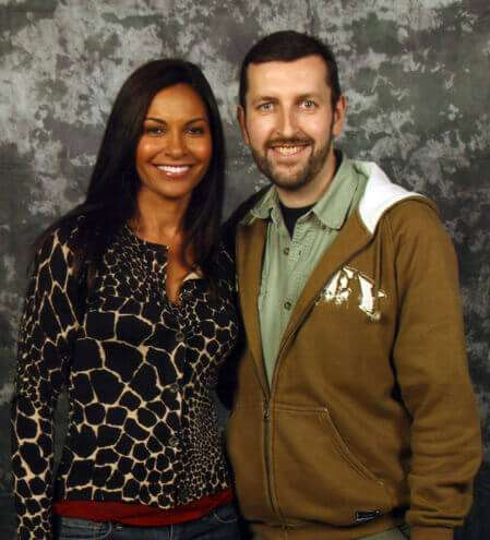 How tall is Salli Richardson Whitfield?
